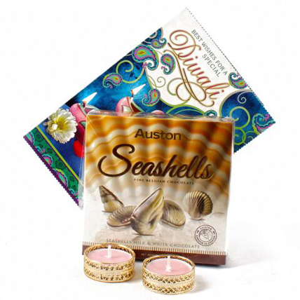 SeaShell Chocolate Hamper