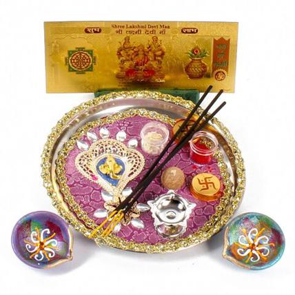 Ganesha Diwali Thali Hamper