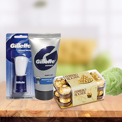 Gillette Hamper for Men