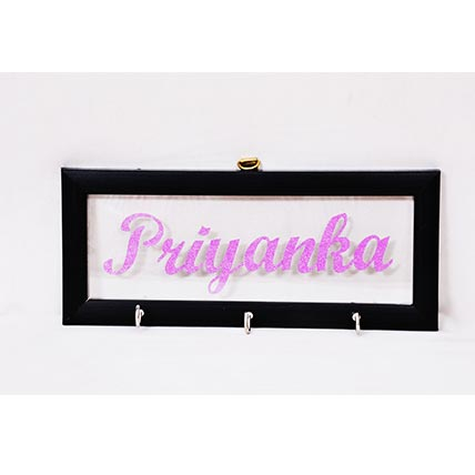 Personalised Keyholder Name