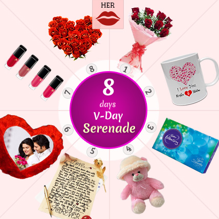 Valentine Week Serenade for Her