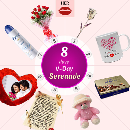 Valentine Week Serenade- Small Cities