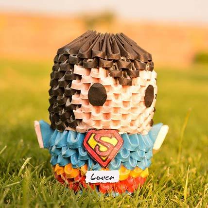 Super Lover Origami Craft