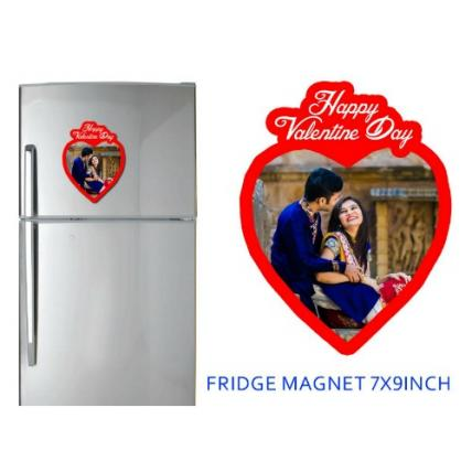Fridge Magnet Valentine Love