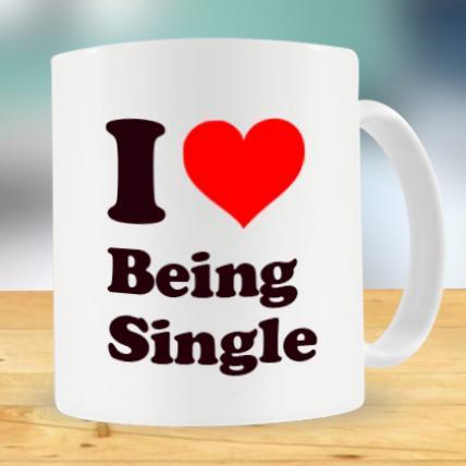 Being Single Mug