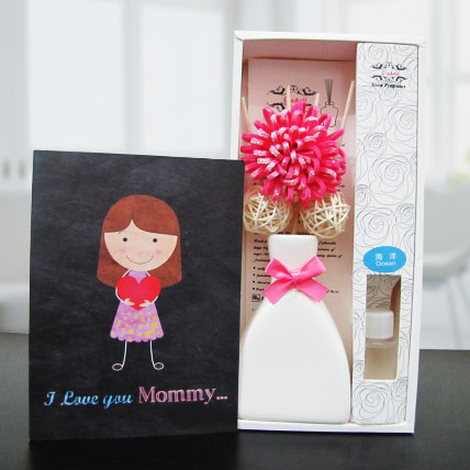Pure and Aromatic Love for Mom