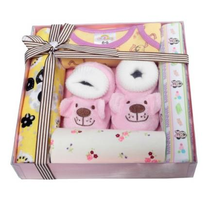 New Born Girl Hamper- Small