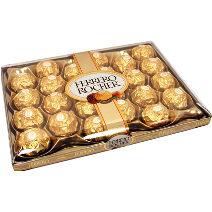 16 Pc Ferrero Rocher