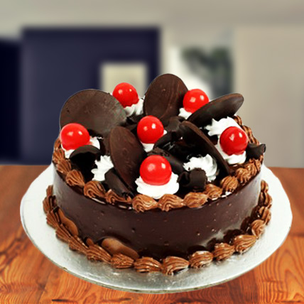 Blackforest Cake with Chocolate