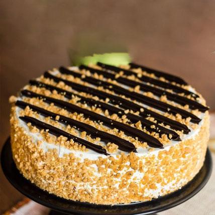 Valentine Special Butterscotch Cake