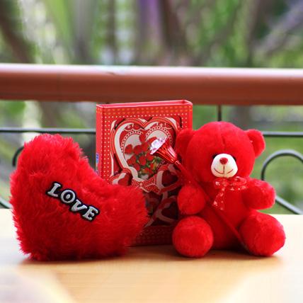 Heart to Heart Combo
