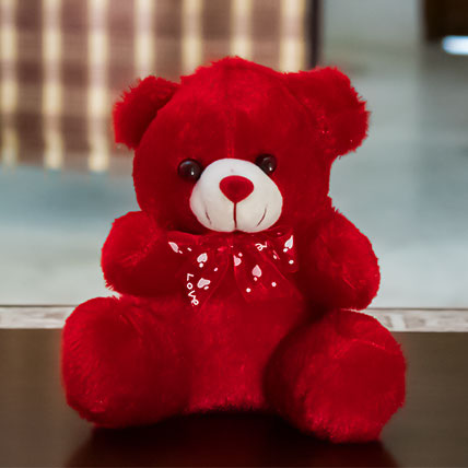 Red Teddy 5 Inch