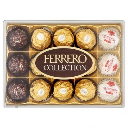 Ferrero Rocher Mix(By Courier)