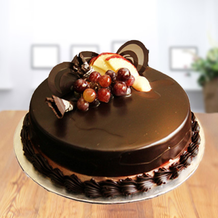 Chocolate Truffle Cake from 5 Star