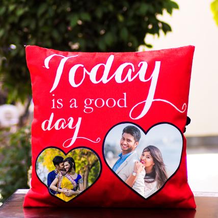 Dual Love Cushion