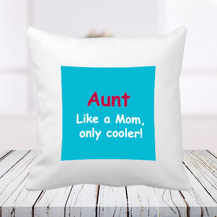 Best Aunt Cushion