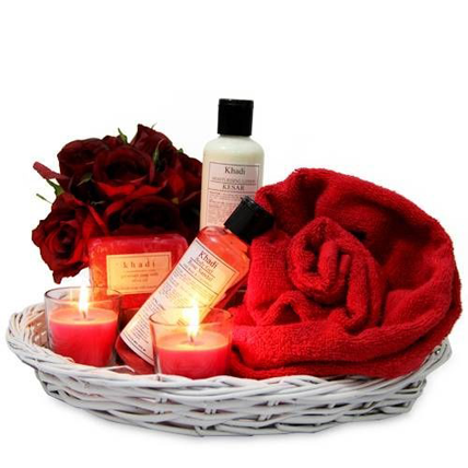 Khadi Exotic Hamper