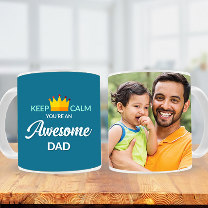 Awesome Daddy Mug