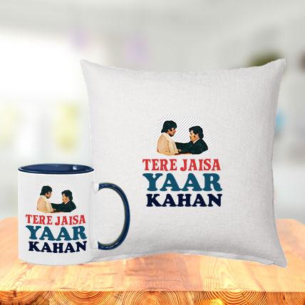 Tere Jaisa Yaar Kahan Combo