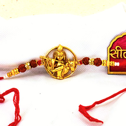 Lord Krishna Rakhi