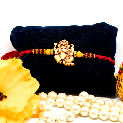 Lord Ganesha Rakhi