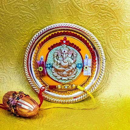 Rakhi Thali Small