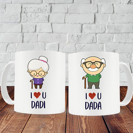Mugs for Dada Dadi