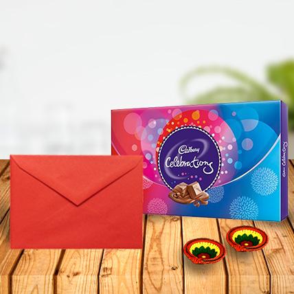 Diwali chocolates Celebrations Combo