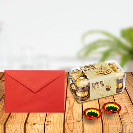 Diwali Rocher Festive Combo