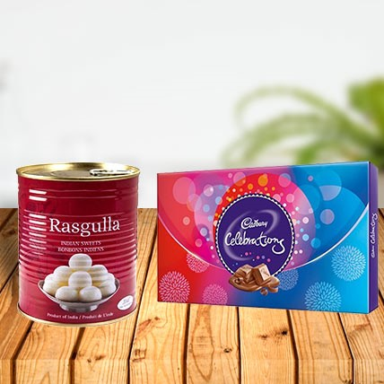 Celebration and Rasgulla Combo