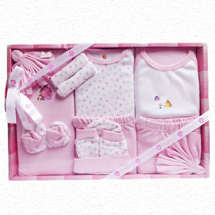New Born Baby Hamper-Large