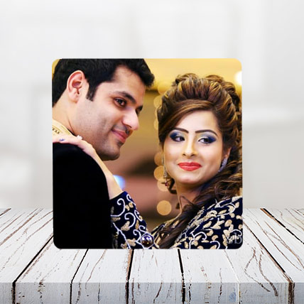 Personalised Photo Plaque - Small