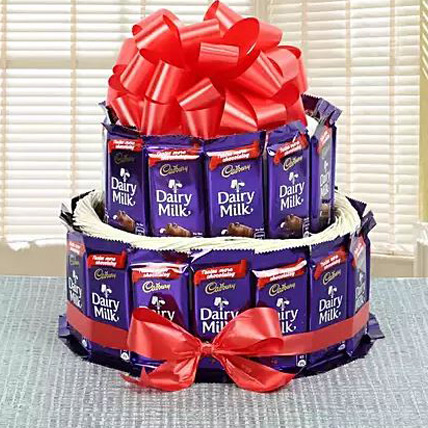 Valentine Dairy Milk Chocolate Collection