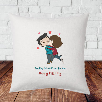 Kiss Day Cushion