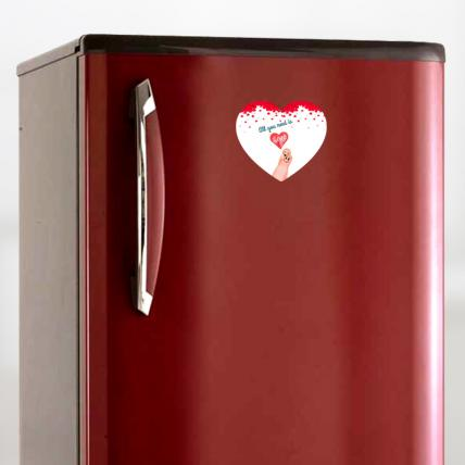 Valentine Day Fridge Magnet