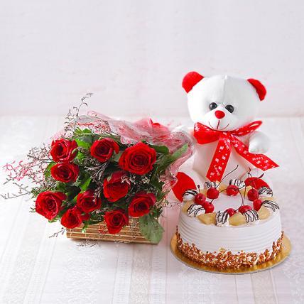 Valentine Tutti frutti Combo