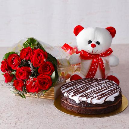 Valentine Chocolaty Love Combo
