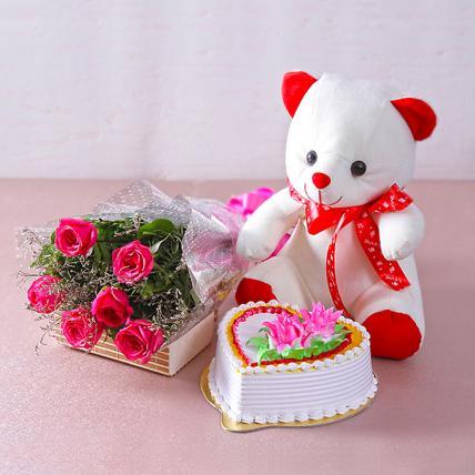 Valentine Vanilla Love Combo
