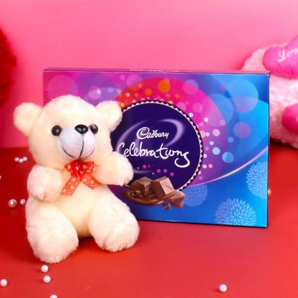 Valentine Cute Chocolaty Combo