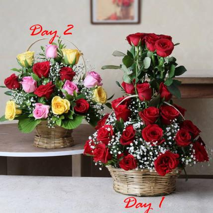 2 Days of Romantic Roses