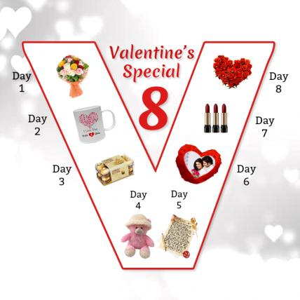 Valentine Week Package For Her