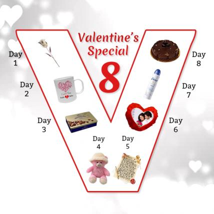 Valentine Week Package Small City