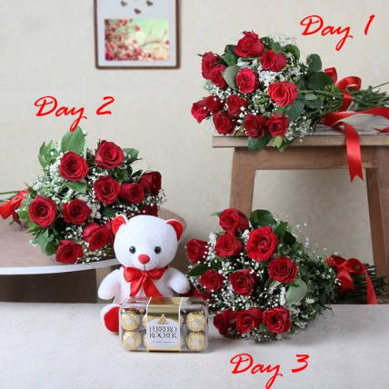 3 Day Delight- Valentine Week