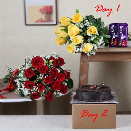 2 Day Delight- Valentine Week