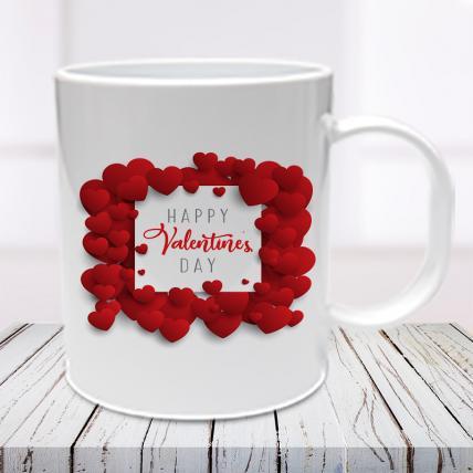 Valentine from Heart Mug