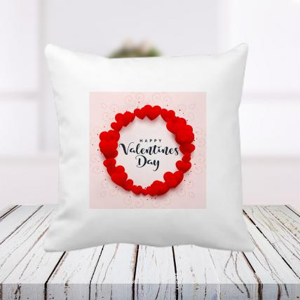 My Valentine Cushion