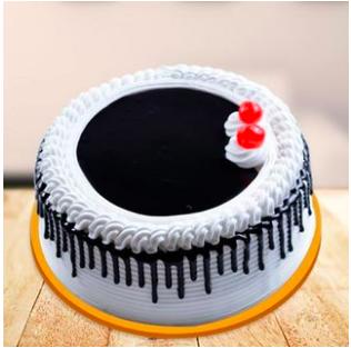 1/2 Kg BlackForest Cake