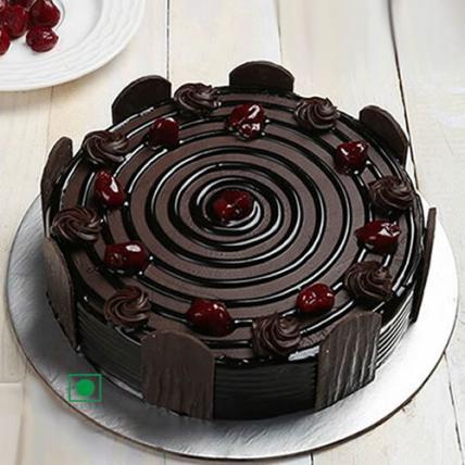 Premium Choco Jelly cake