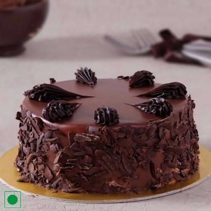 Premium Choco cake with chocolate Shavings