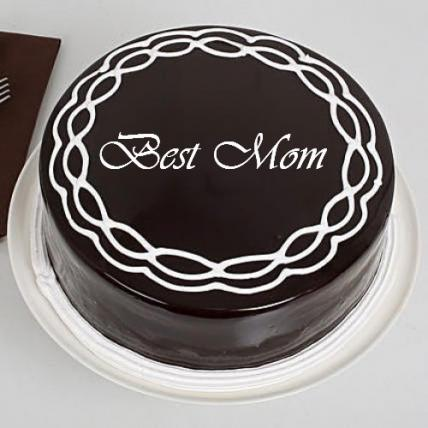 Best Mom Chocolate Cake